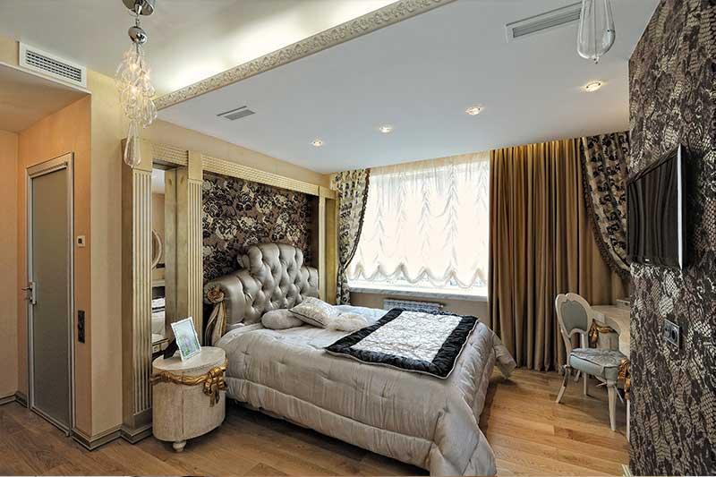 Исполнение дизайн-проекта 2 комнатной квартиры