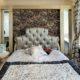 Реализация дизайн-проекта контрастной спальни