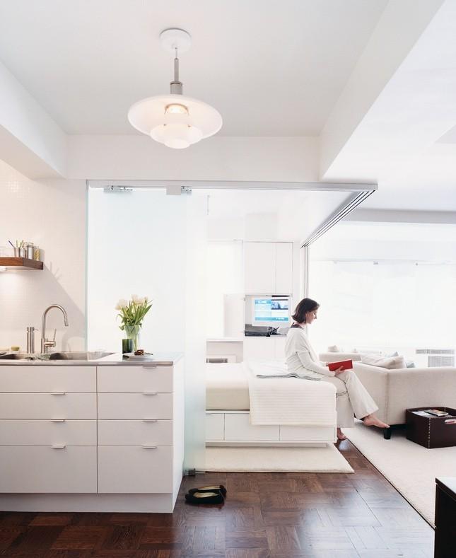 Как правильно сделать дизайн-проект маленькой квартиры?