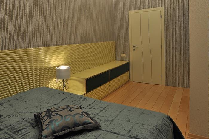Какие материалы мы не рекомендуем использовать в дизайне интерьера квартиры