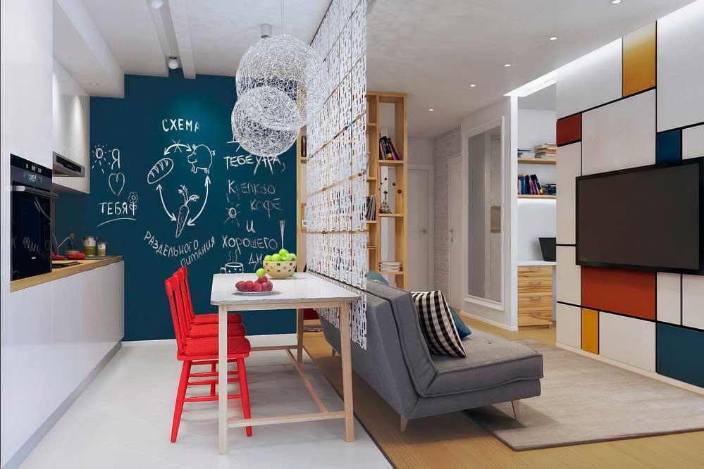 Какой дизайн интерьера выбрать для квартиры молодой семьи?