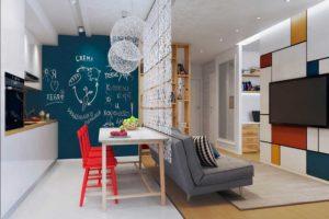 Как недорого сделать современный дизайн интерьера