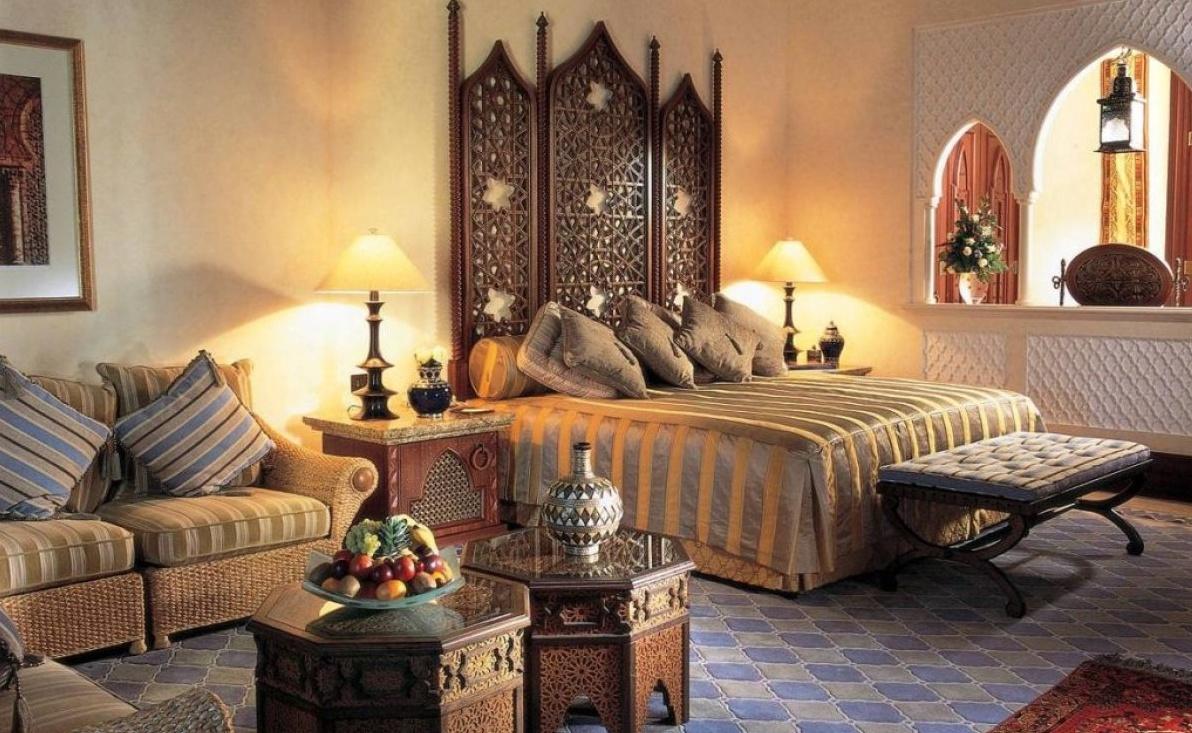 Дизайн интерьера в странах Востока