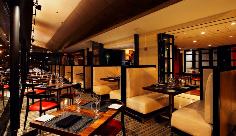 Что важно в дизайне интерьера кафе и ресторана