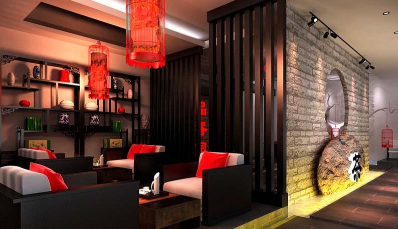 Особенности дизайна интерьера в Китае. Глубокая философия в кажущейся простоте