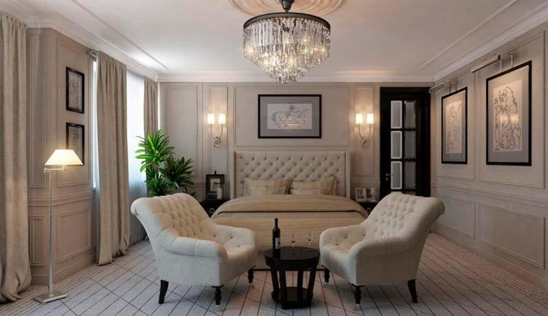 Дизайн интерьера в США: квартиры и дома