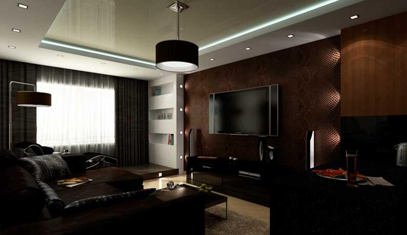 Дизайнерские решения для квартиры холостяка. Оригинальные приемы, которые идеально подойдут для жилья мужчины