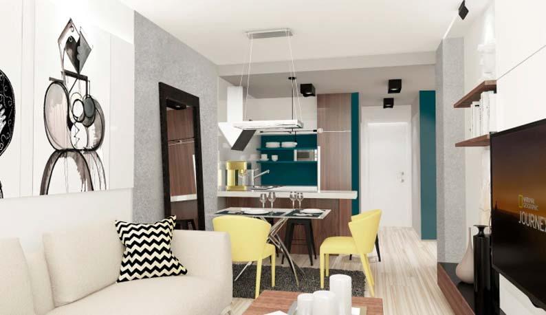 Как грамотно обустроить жилье для делового человека? Дизайн квартиры для бизнесмена - практичность и статусность