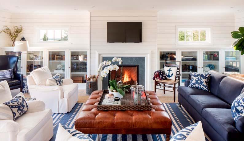 Принципы декорирования интерьеров - делаем помещение оригинальным и тематическим