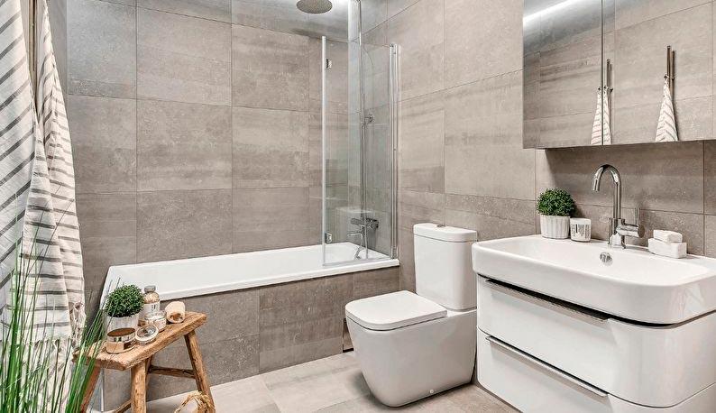 Дизайн ванных комнат. Что важнее: практичность или красота?