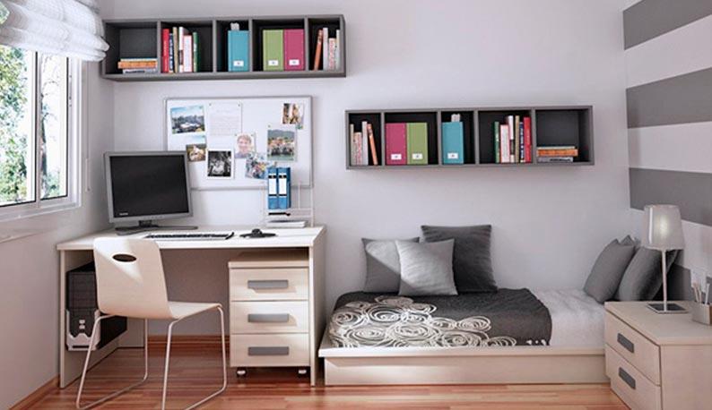 Как грамотно и комфортно обустроить интерьер в комнате для подростка?