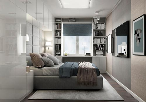 Основные ошибки при оформлении интерьера спальни