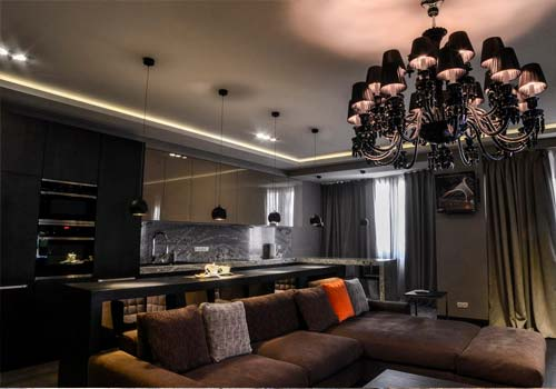 Правила создания премиум интерьеров квартир и домов