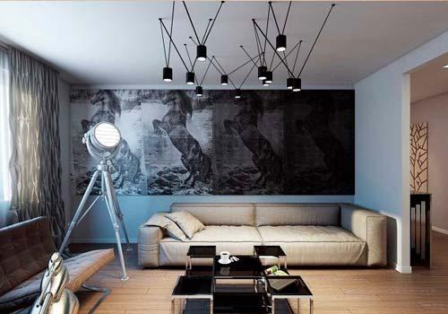 Как с помощью дизайна восполнить нехватку света в помещении?