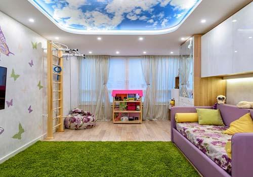 Как обустроить детскую комнату «на вырост»?