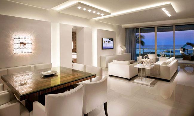 Свет в интерьере – элемент дизайна и архитектуры
