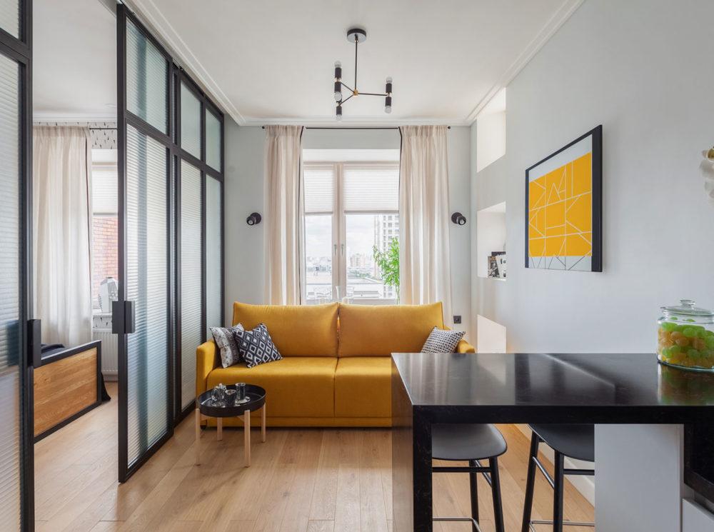 Дизайн интерьера квартиры для сдачи в аренду