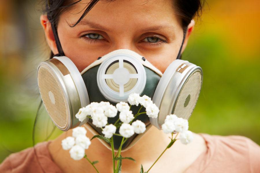 Выбираем материалы отделки дома для аллергика