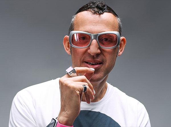 Карим Рашид - дизайнер интерьера