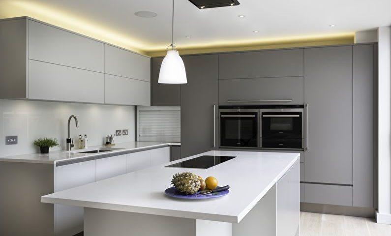 Самые популярные решения в дизайне кухни в 2020 году
