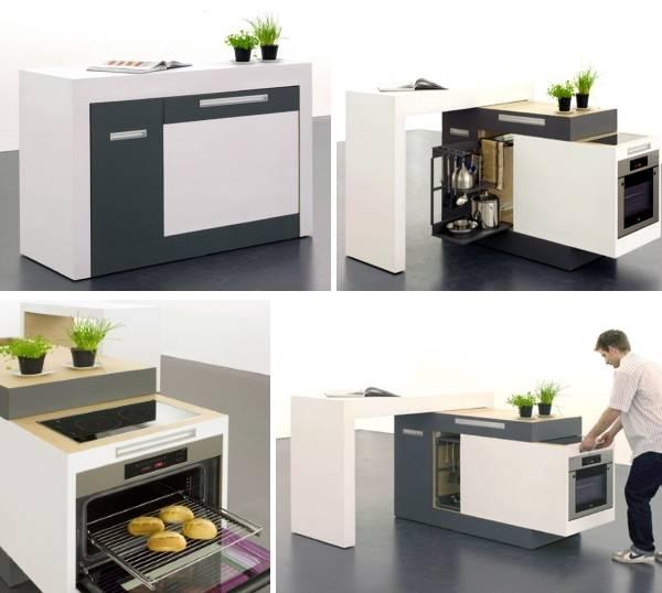 Уникальная и функциональная мебель для дома