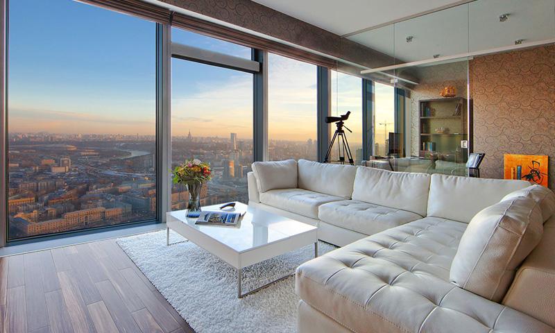 Интерьер ТОП-10 самых дорогих квартир в Москве