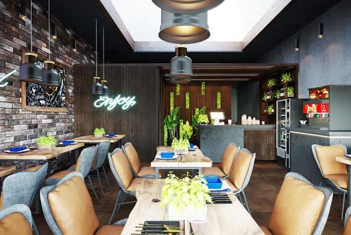Как часто нужно менять дизайн интерьера кафе и ресторанам?