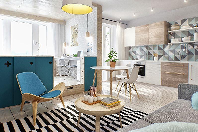 Дизайн интерьера для апартаментов: примеры и особенности
